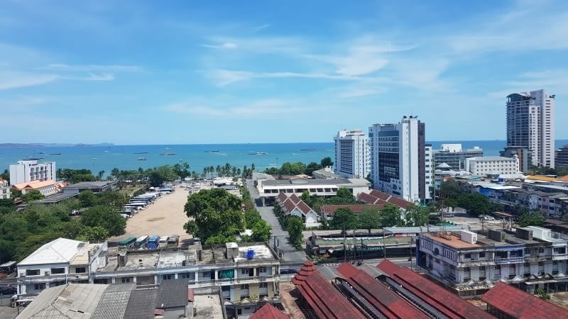 Cetric Sea Pattaya - 2 Bedrooms For Sale
