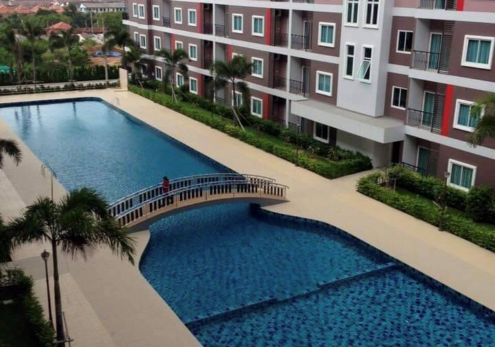 CC Condominium 2 - 1 Bedroom For Sale - Condominium - Pattaya East -