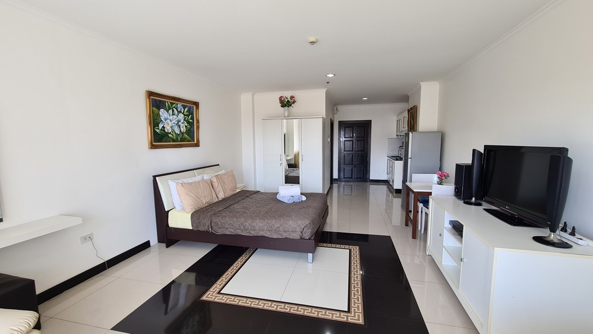 View Talay 6 - Studio for sale - Condominium - Pattaya Central - Central Pattaya