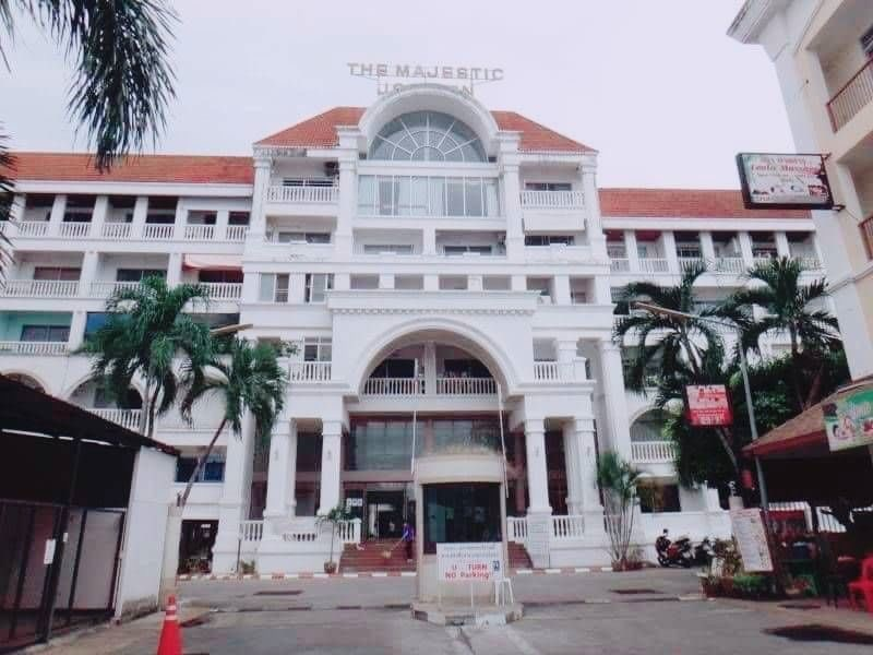 The Majestic - Studio Unit For Sale  - Condominium - Jomtien East -