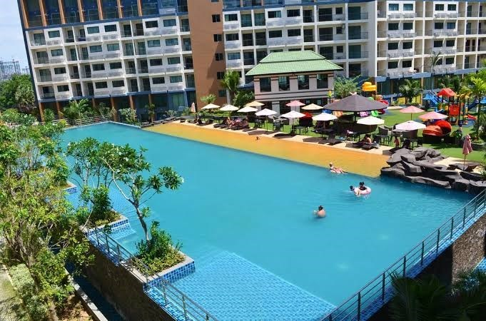 Laguna Beach Resort 2 - Studio Unit For Sale - Condominium -  -
