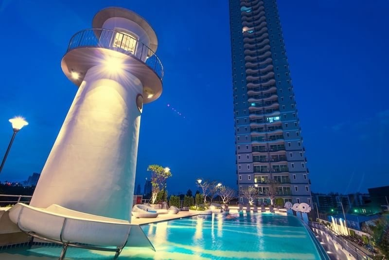 Supalai Mare Pattaya - 2 Bedrooms For Sale