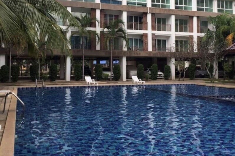 AD Condominium Bangsaray Lake - Studio Unit For Sale  - Condominium - Bang Saray -