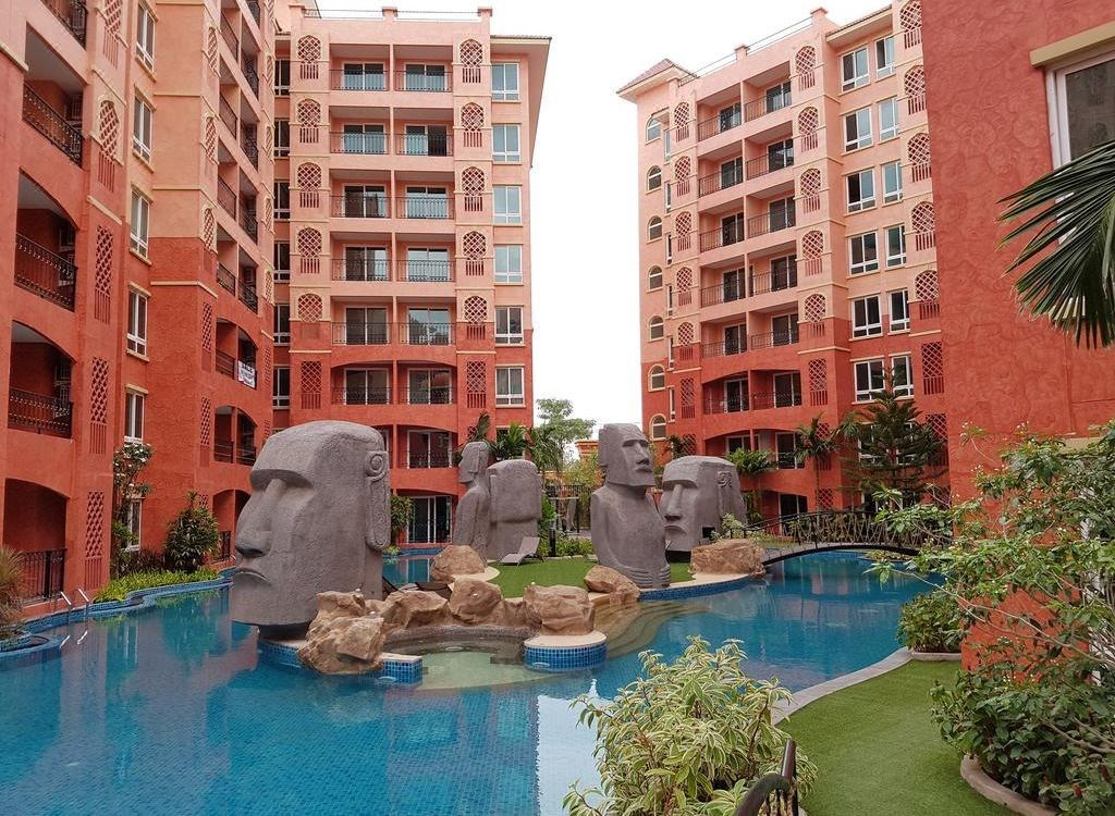 Seven Seas Condo Resort Jomtien - Studio Unit For Sale - Condominium - Jomtien Beach -