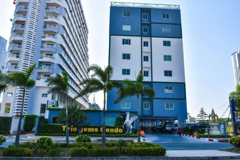 Trio Gems Condo - 1 Bedroom For Sale  - Condominium -  -