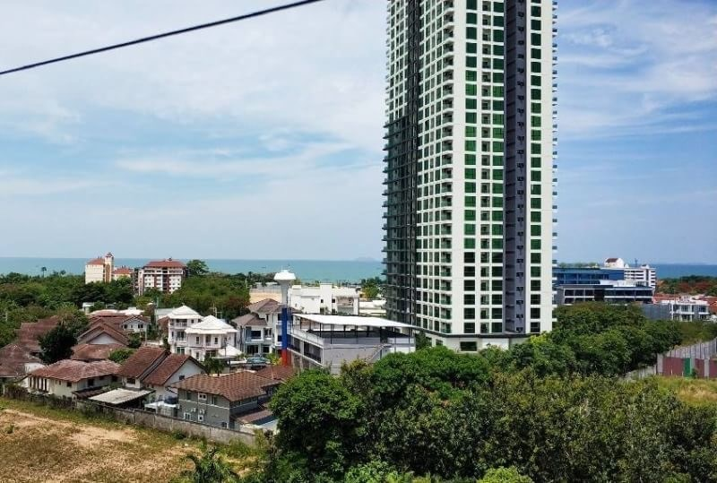 Laguna Beach Resort 1- Studio Unit For Sale  - Condominium - Jomtien Second Road -