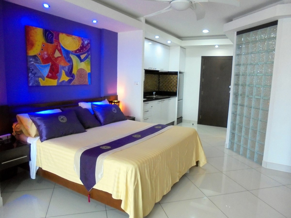 View Talay 6 - Studio for sale - Condominium - Pattaya Central -