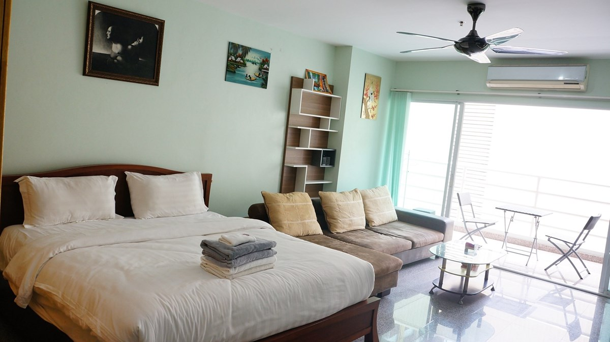 View Talay 6 - Studio For Sale - Condominium - Pattaya Central - Pattaya Beach