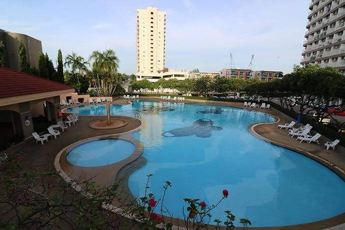 Jomtien Beach Condominium - Studio Unit For Sale  - Condominium - Jomtien Beach -