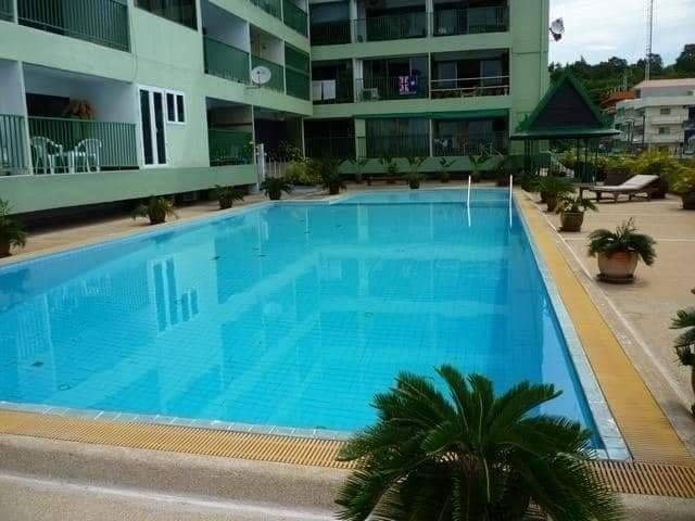 Sombat Pattaya Condotel - Studio Unit For Sale - Condominium - Pratumnak Hill -