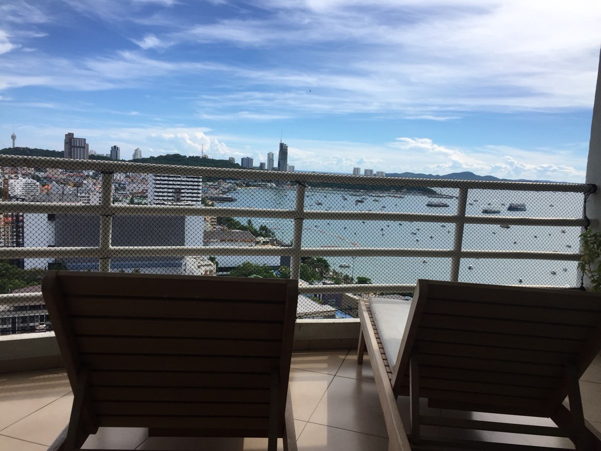 View Talay 6 - 1 bedroom for sale - Condominium - Pattaya Central -