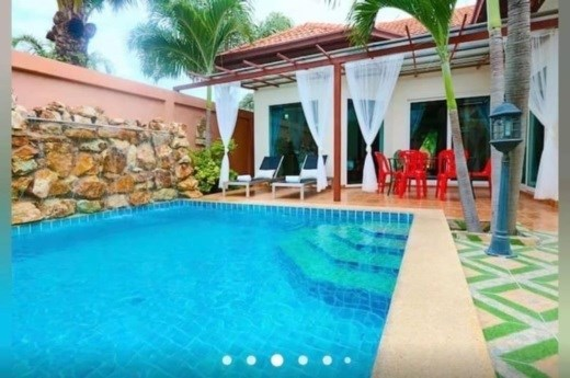Majestic Residence Villa Pratamnak - 4 BR House For Sale - House - Pratumnak -