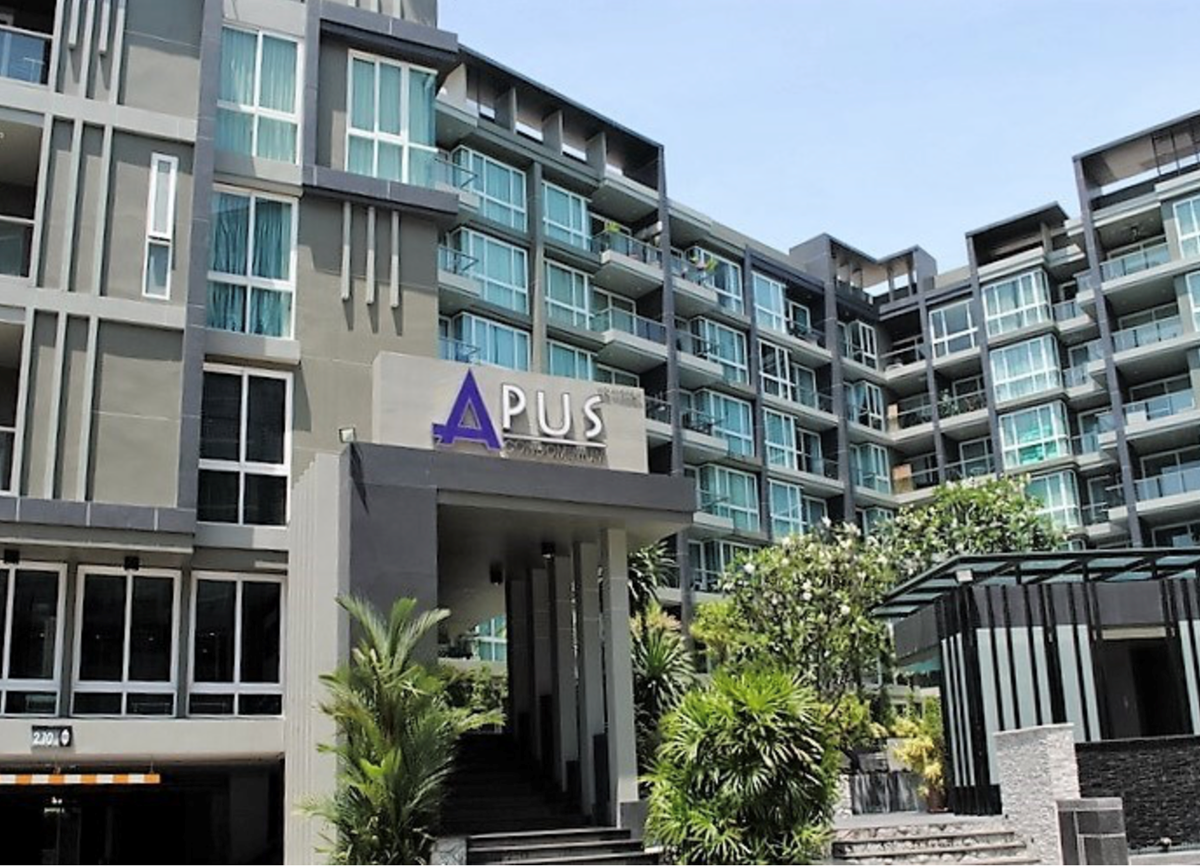 Apus Condominium - Pattaya Central
