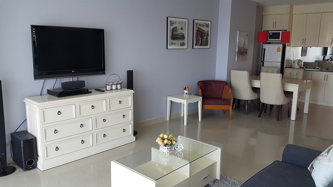 View Talay 6 - 2 bedroom for sale - Condominium - Pattaya Central -